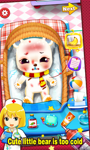 Pet Vet Doctor - Kids Game
