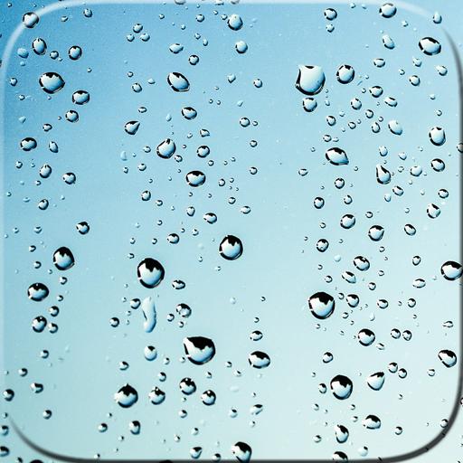 Droplets HD Lockscreen LOGO-APP點子