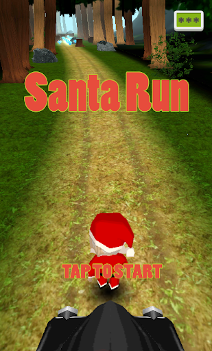 【免費休閒App】Santa Run - Missing Christmas-APP點子