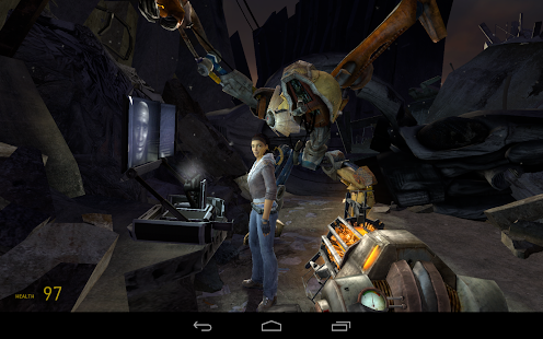 APK MANIA™ Full » Half-Life 2: Episode One v48 APK