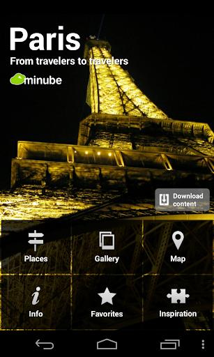 Paris City Map Guide Travel Apk Download Free for PC, smart TV