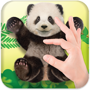 Tickle Panda Icon