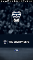 Screenshot of Geelong Cats Official App