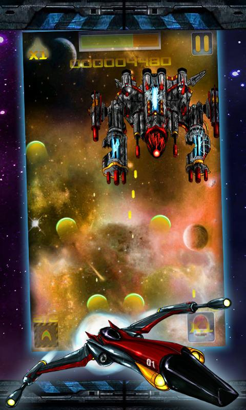Shooter- screenshot