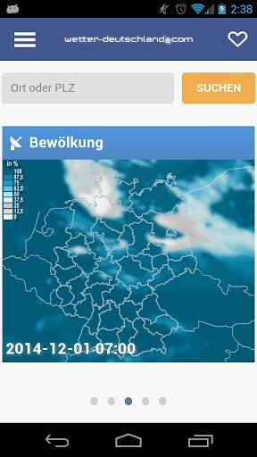 【免費天氣App】Wetter-DE-APP點子