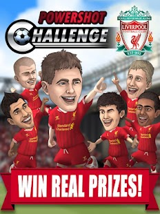 Liverpool FC Powershot Chall. - screenshot thumbnail