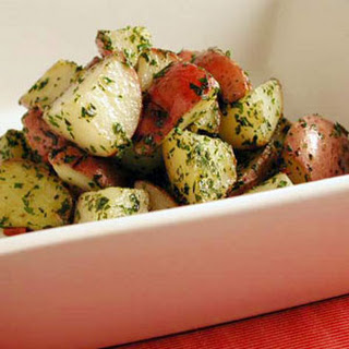Parsley Red Potatoes.