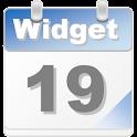 カレンダーウィジェット祝Plus logo