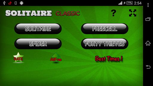 Solitaire Classic PRO