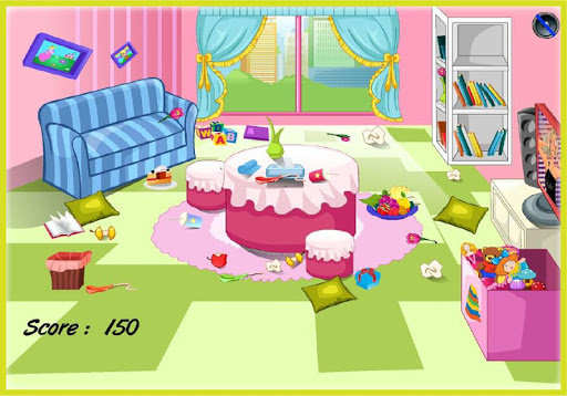 Home Cleanup Game 1.3.0 screenshots 16