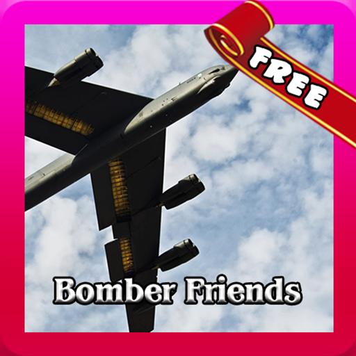 Official New Friends Bomber LOGO-APP點子