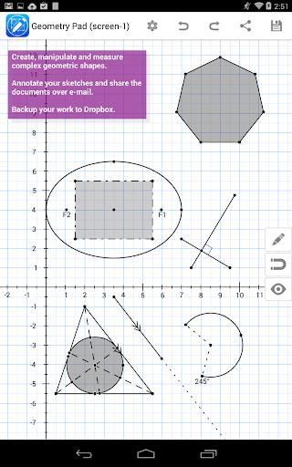Geometry Pad 2.7.9 screenshots 11