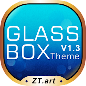 GlassBOX Theme GO LauncherEX