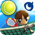 THE テニス logo