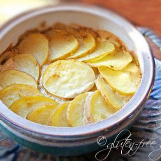 Dairy-Free Scalloped Potatoes.