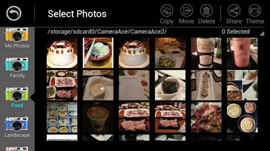 Camera Ace -Picture Slide Show - screenshot thumbnail
