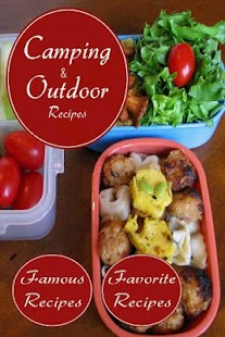 Camping And Outdoor Recipes - screenshot thumbnail
