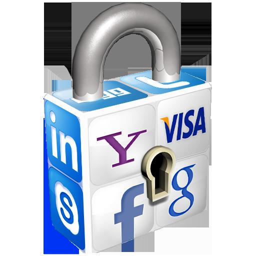 Password Vault LOGO-APP點子