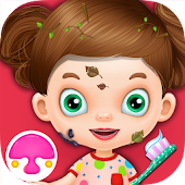 Kids Spa Salon: Girls Games