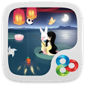 Water Lily GO Super Theme icon
