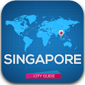 Singapore Guide Hotels Weather icon