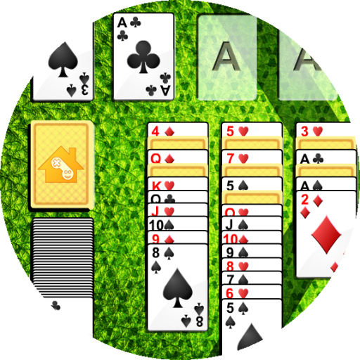纸牌のAlternation Solitaire Premium LOGO-記事Game