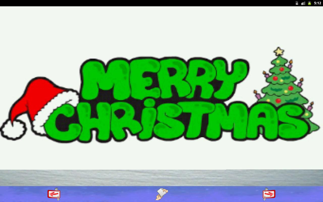 Feliz 2014, Navidad y Reyes - screenshot