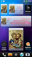 Screenshot of Russian Orthodox Calendar