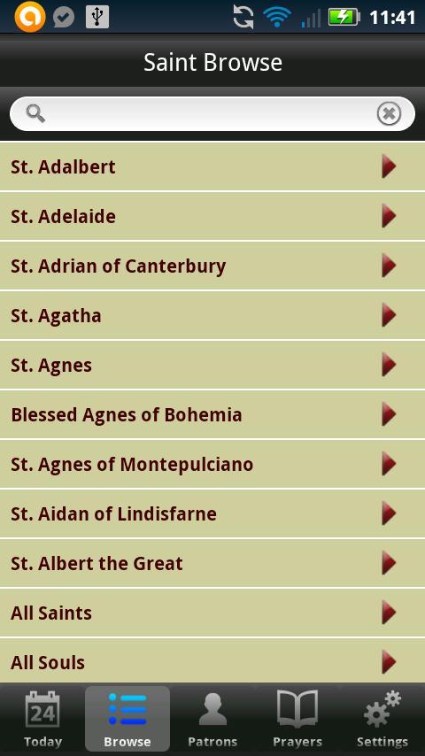 Saint A Day- screenshot