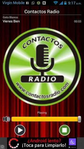 Contactos Radio