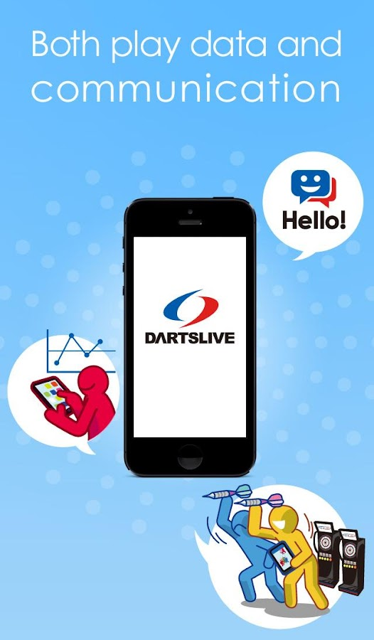 DARTSLIVE- screenshot