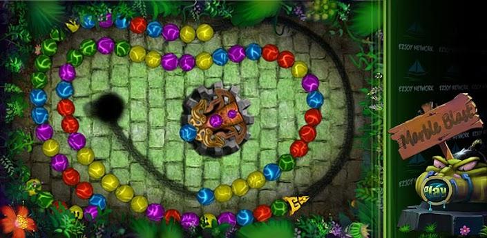 Marble Blast! - ZUMA Game