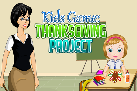 Kids Game:Thanksgiving Project