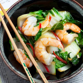 Seafood Wok Recipes.