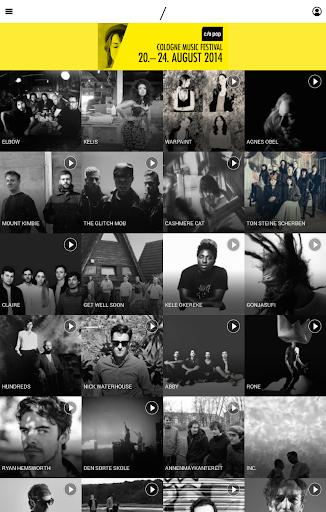 C O Pop 2014