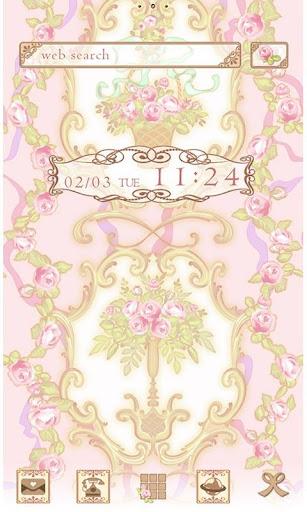 Classic Wallpaper Rococo Rose 1.0.0 Windows u7528 1