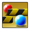 Box of balls icon