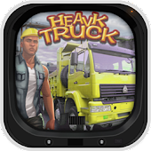 Heavy truck parking mania 3D