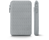 Nexus 7 Sleeve - Gray/White