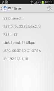 WIFI Scan v4.3.6