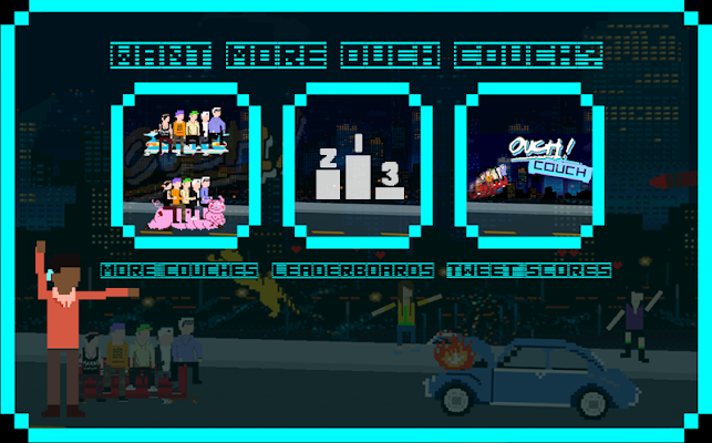 Ouch! Couch Zero - screenshot