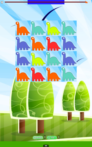 Dino Match for Toddlers Free