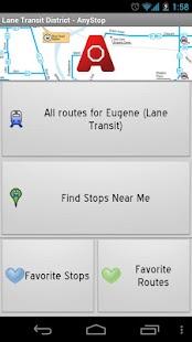 Thunder Bay Transit: AnyStop - screenshot thumbnail
