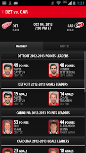 Carolina Hurricanes - screenshot thumbnail
