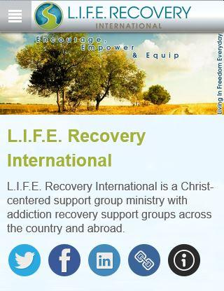 L.I.F.E. Recovery