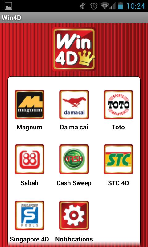 Win4D - screenshot