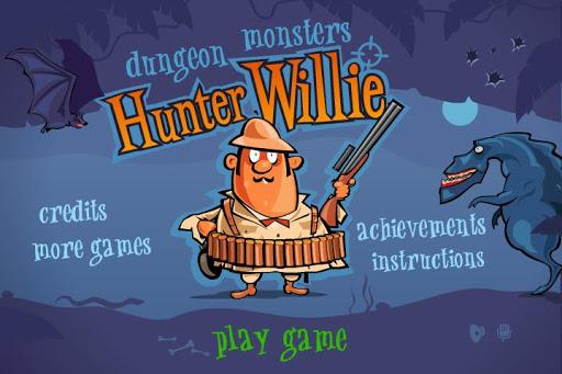 Hunter Willie: Jungle Hunting