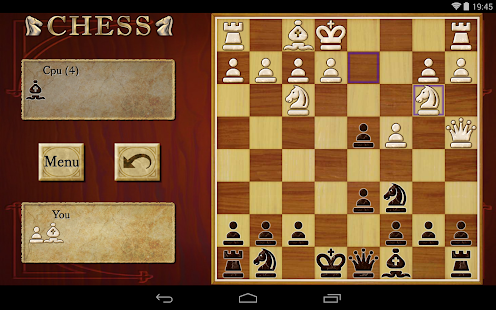 Schach (Chess Free) Screenshot