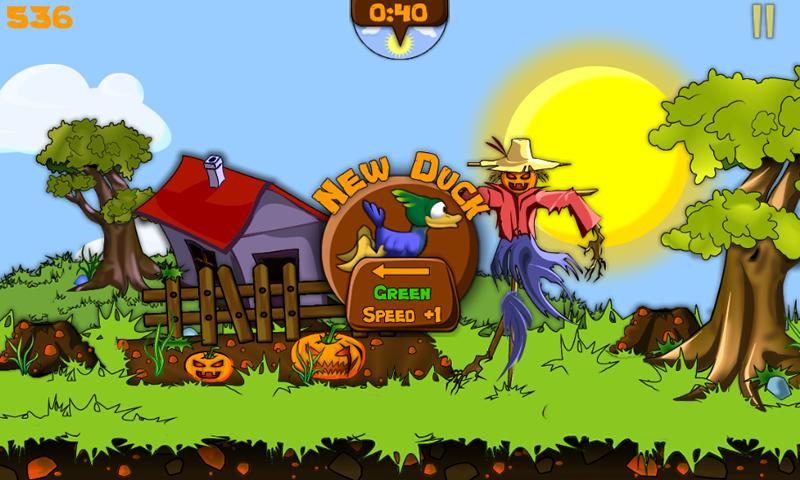 DarkHunt HD - screenshot