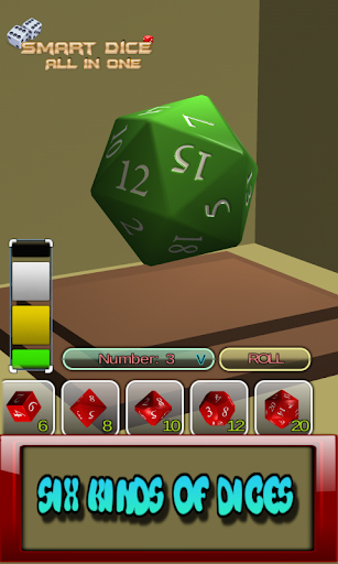 Smart Dice : All in One